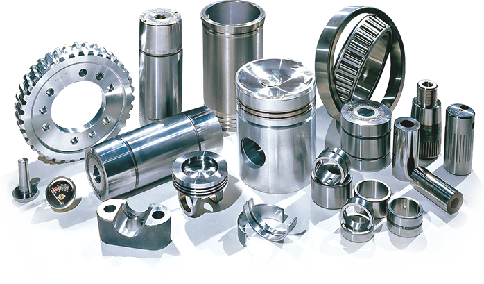 G A  Ricambi – Spare parts for heavy equipment machinery
